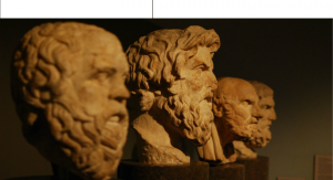 Musing on Gregory and Plato
